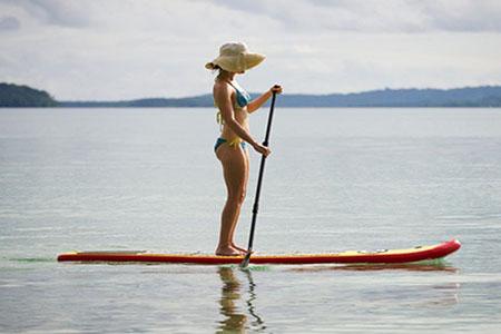 Cours et location de paddle